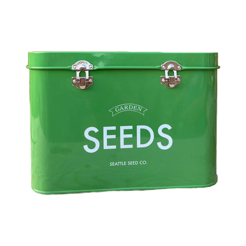 Seattle Seed Co. - Deluxe Seed Saving Box