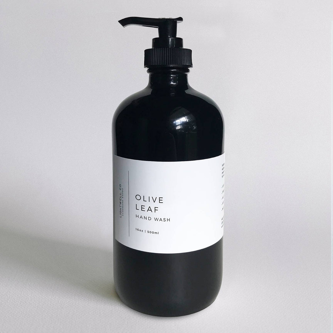 Lightwell Co - Olive Leaf Hand Wash