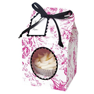 Cupcake Boxes for 1 - cake boxes, cupcake boxes, thecakeboxes