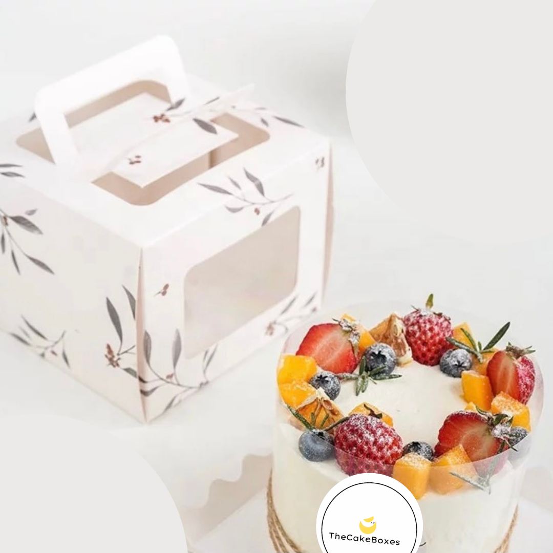 Premium Small Cake Boxes - thecakeboxes