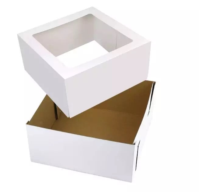 Cake Boxes 12 inches