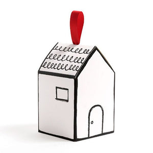 Cookie Cupcake Cottage Shape Box - thecakeboxes