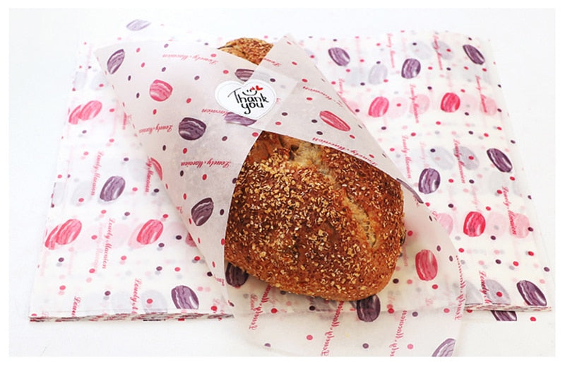 Greaseproof Paper Food Grade - cake boxes, cupcake boxes, thecakeboxes