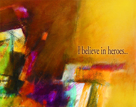 Revised sentiment: We believe in heroes...because we found one in you