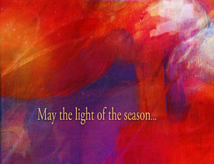 May the light of the season...illuminate within