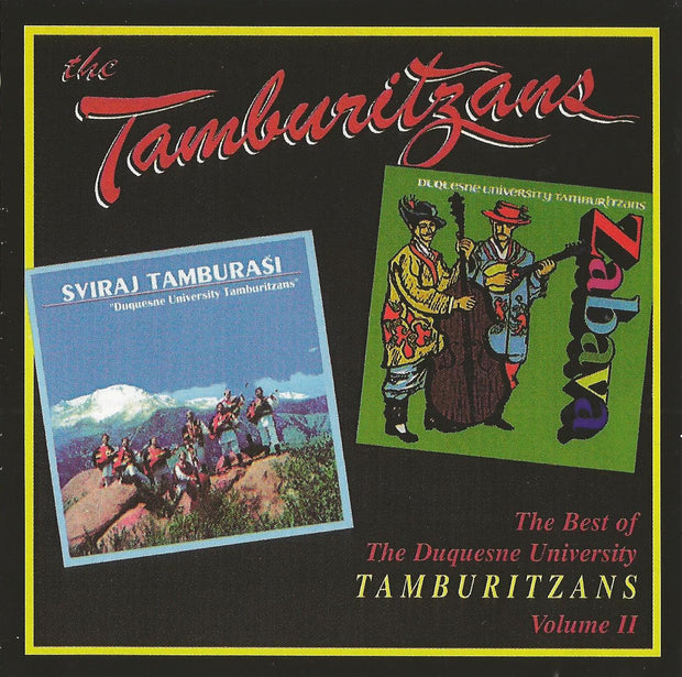 Best of the Tamburitzans Vol. 2
