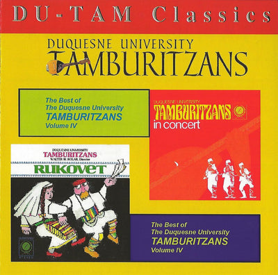 Best of the Tamburitzans Vol. 4