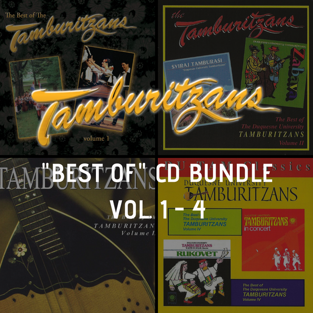"""Best of"" CD Bundle"