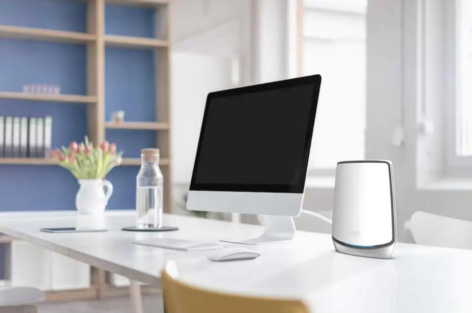Netgear Orbi WiFi 6 AX6000 (RBK852) Review: The Best Mesh Router