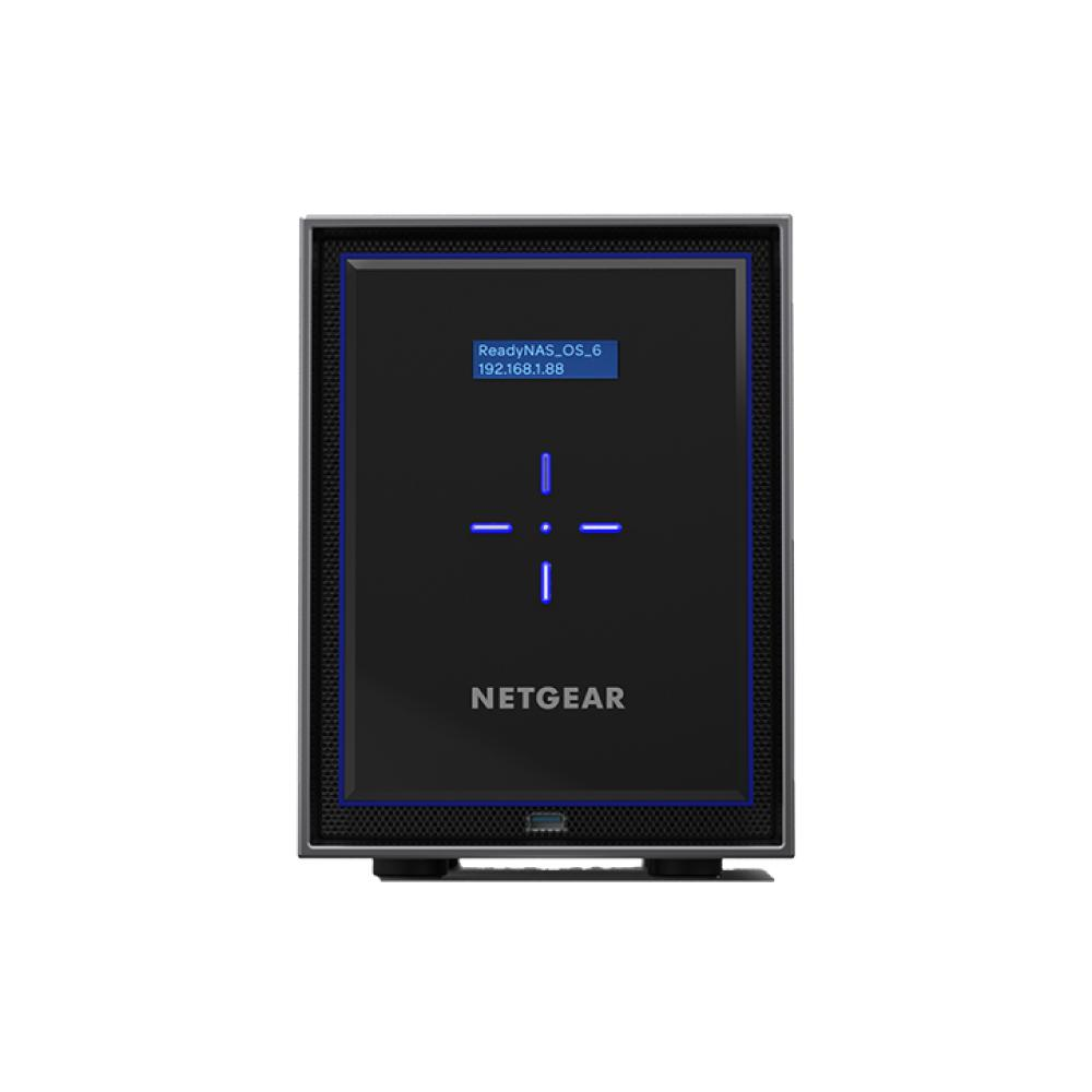 NETGEAR 6-Bay ReadyNAS Diskless Desktop storage (RN426)