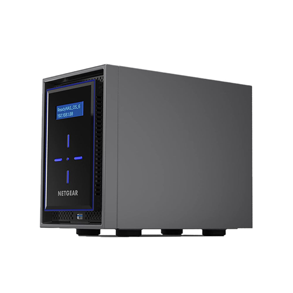 NETGEAR 2-Bay ReadyNAS Diskless Desktop storage (RN422)