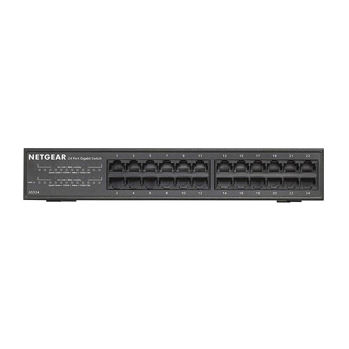 GS324 - 24 Port Gigabit UnManaged Switch