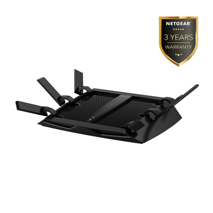 Nighthawk X6S R8000P Tri-Band WiFi Router - AC4000