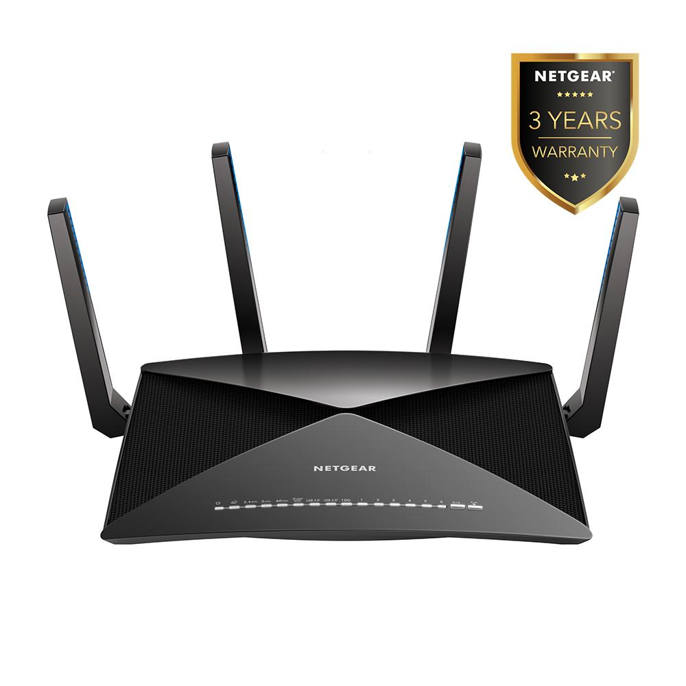 Nighthawk X10 R9000 Smart WiFi Router - AD7200