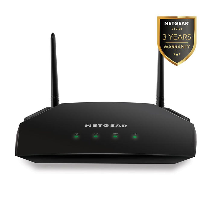 R6260 Dual Band Gigabit Smart WiFi Router - AC1600