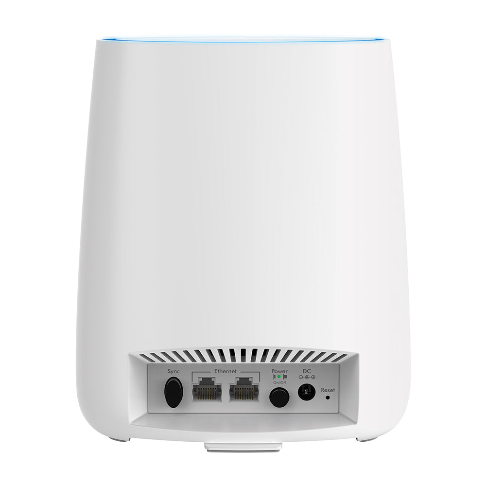 NETGEAR Certified Refurbished Orbi AC2200 Tri-Band Wi-Fi Coverage Orbi Whole Home Satellite (RBS20)