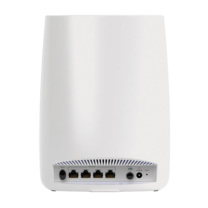 Orbi RBK50 Tri Band Mesh WiFi System - AC3000 (1 Router + 1 Satellite)