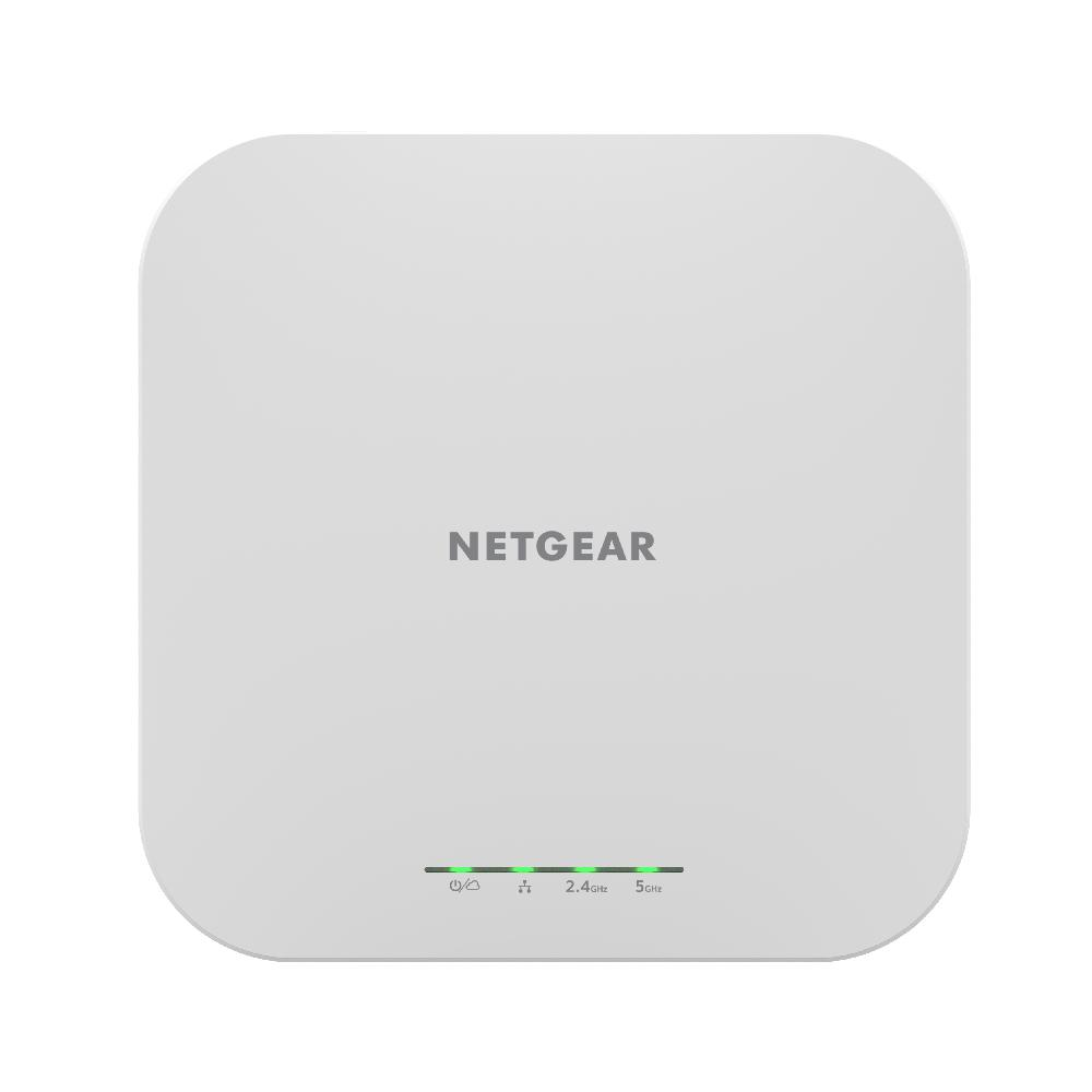 NETGEAR Wireless Access Point (WAX610) - WiFi 6 Dual-Band AX1800 Speed | Up to 250 Client Devices | 1 x 2.5G Ethernet LAN Port | 802.11ax | Insight Remote Management | PoE+