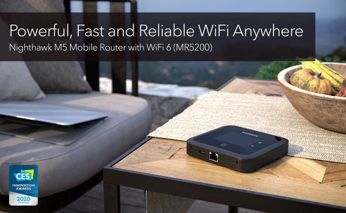 POWEFUL, FAST AND RELIABLE WIFI ANYWHERE