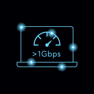 Greater than 1Gbps WiFi Speeds
