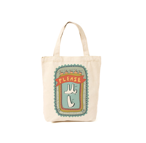 Tote Bag No Nagging