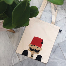 Load image into Gallery viewer, Tote Bag Abou El Abed (45,000LBP)