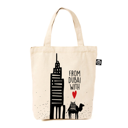 Tote Bag From Dubai