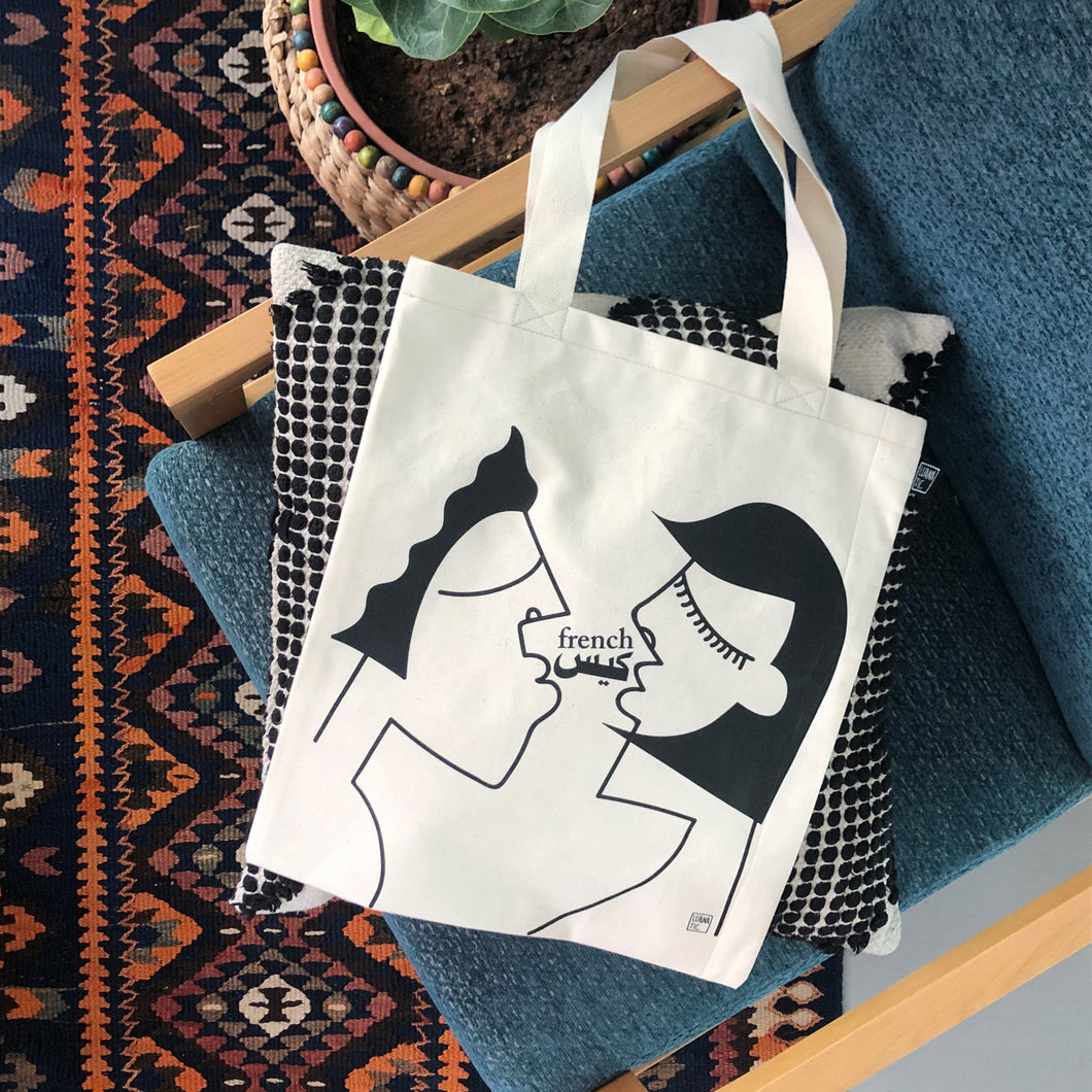 Tote Bag French Kees