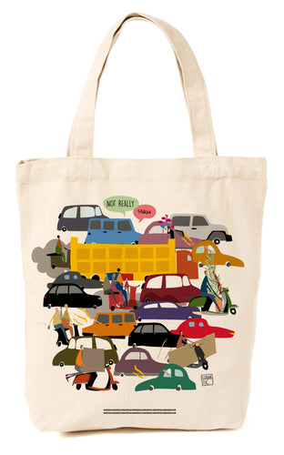 Tote Bag Traffic
