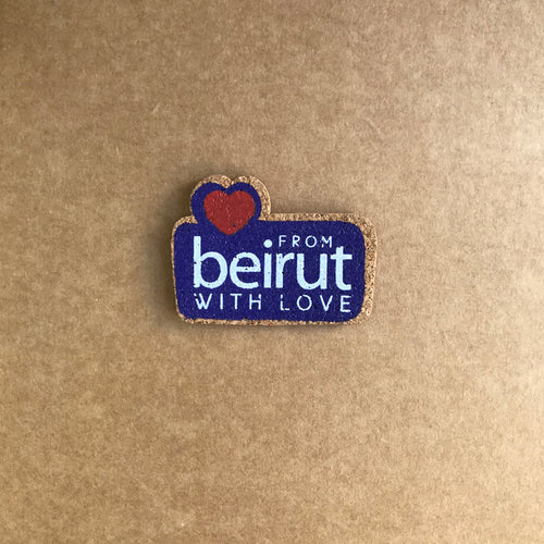 Magnet From Beirut with Love