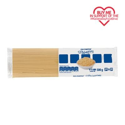 PnP No Name Spaghetti 500g