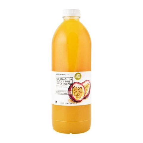 100% Granadilla Fruit Juice Blend 1.5L