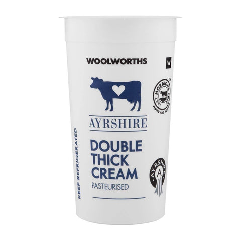 Ayrshire Double Thick Cream 250ml