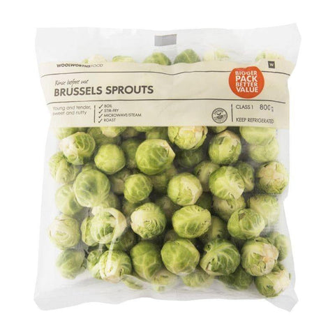 Brussels Sprouts 800g
