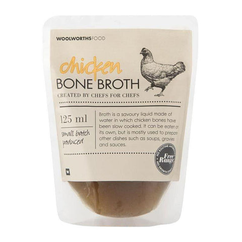 Chicken Bone Broth 125ml