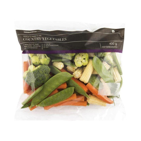 Country Vegetables 400g