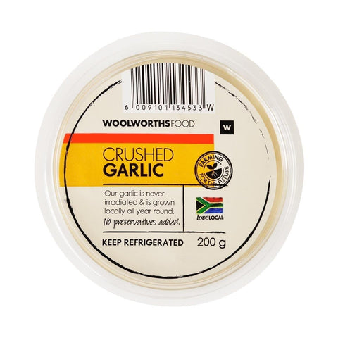 Crushed Garlic 150g