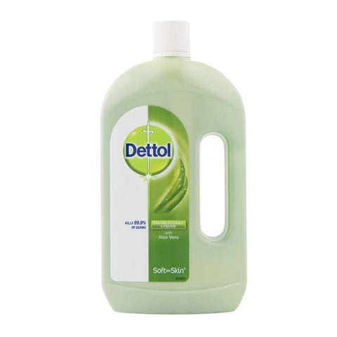 Dettol Aloe Vera Disinfectant Liquid 750ml