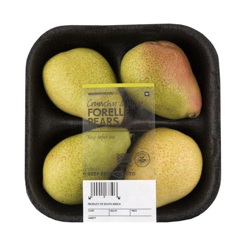 Forelle Pears 4Pk