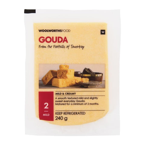 Gouda Cheese 240g