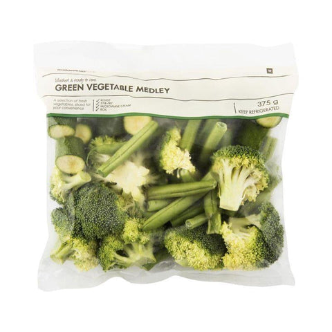 Green Vegetable Medley 375g