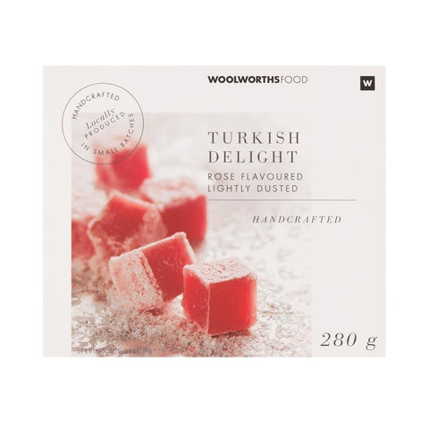 Handcrafted Turkish Delight 280g