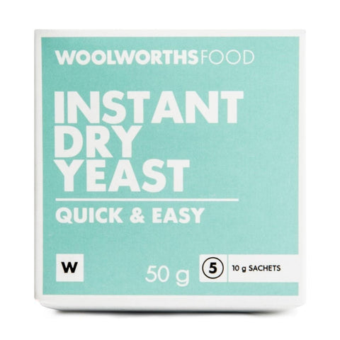 Instant Dry Yeast 50g