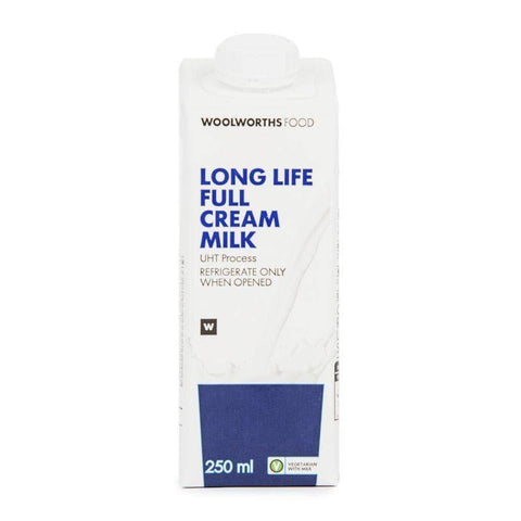 Long Life Full Cream Milk 250ml