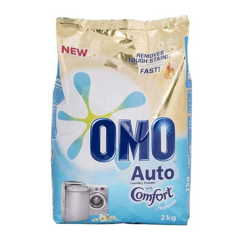 Omo Auto Laundry Washing Powder 2Kg