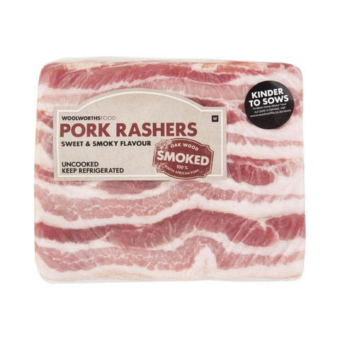 Pork Rashers Avg 400g