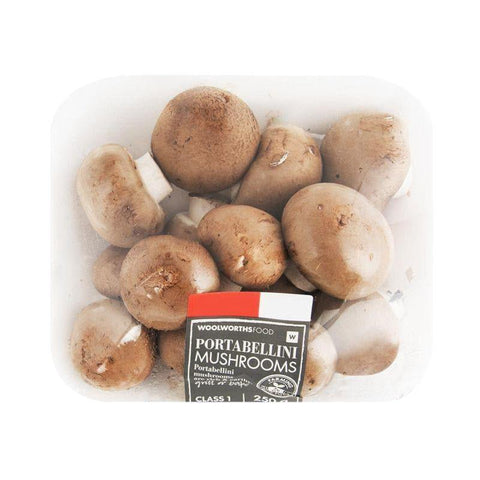 Portabellini Mushrooms 250g