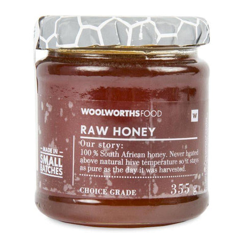 Raw Honey 355g