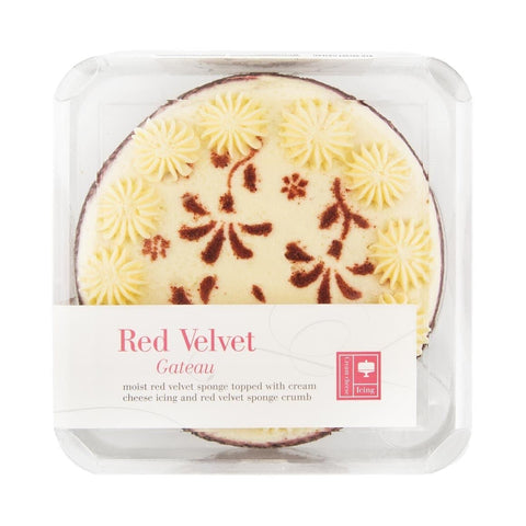 Red Velvet Gateau 800g