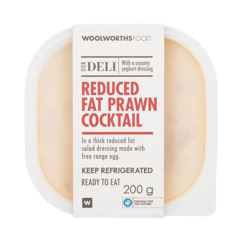 Reduced Fat Prawn Cocktail 200g